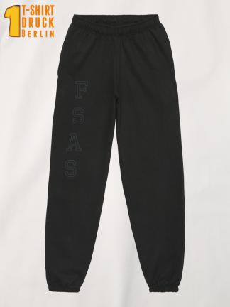 FSAS-College-Jogpants-Schwarz